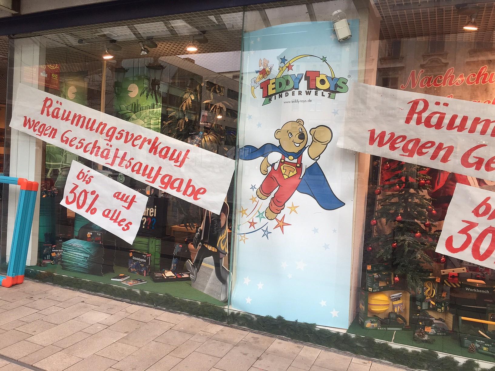 Handelsverband Bedauert Aus Für Teddy Toys Radio Westfalica