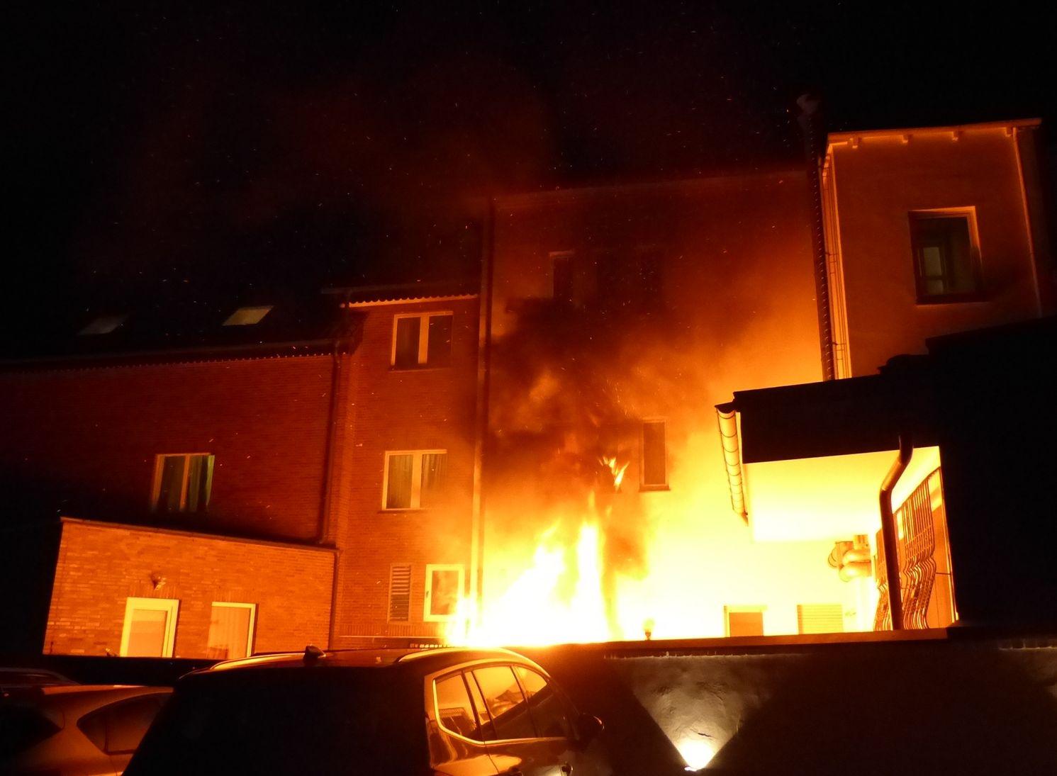 Mehrere Brände über Weihnachten   Radio Westfalica