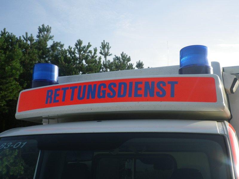 Tödlicher Verkehrsunfall in Lübbecke